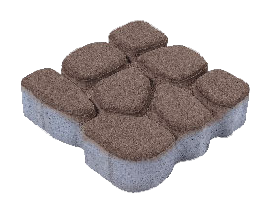 River-stone-Brown